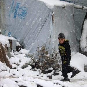 Siria, più di 2.500 bambini di famiglie con legami presunti o reali conl'Is sono nei campi di sfollati: 38 sono soli