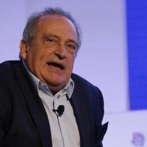 Bnl, il presidente Luigi Abete a processo per usura