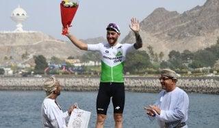 Ciclismo, Giro dell'Oman: l'ultima tappa a Nizzolo, la corsa a Lutsenko