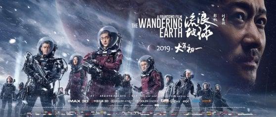 'The Wandering Earth', Netflix distribuirà il primo blockbuster di fantascienza cinese