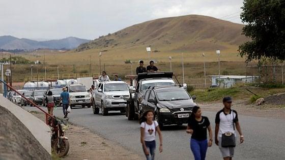 Venezuela, Maduro chiude la frontiera con il Brasile