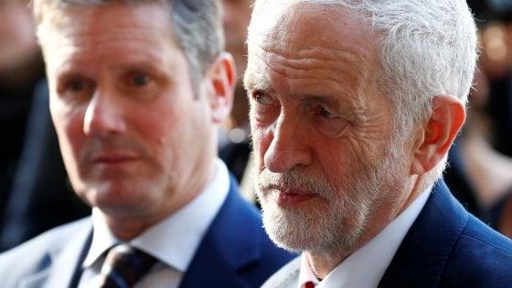 Corbyn, pericolo no deal serio, mozione per 2/o referendum