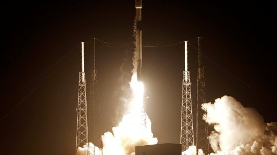Lanciato sulla Luna il primo lander privato e israeliano