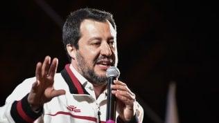 Torino, Salvini: La Tav? Non cè nessun blocco, solo una revisione del progetto