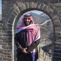 Il principe ereditario saudita a Pechino: prima del bilaterale con Xi Jinping, in gita...