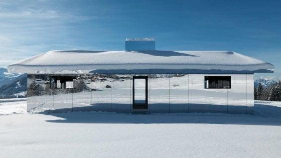 Mirage, uno chalet a specchio per fare Gstaad ancora più bella. Ma è polemica