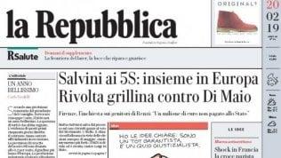 Repubblica, lassemblea di redazione approva il piano editoriale di Carlo Verdelli
