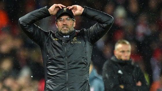 """Premier League, lo United sfida il Liverpool; Solskjaer: """"Non siamo sfavoriti"""""""