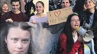 """""""Siamo noi i primi asini, i nostri figli hanno ragione a scioperare per il clima""""Video"""