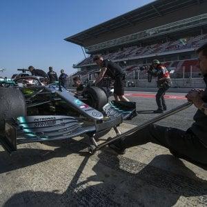 F1, Hamilton e Bottas: Ferrari avanti ma non siamo preoccupati