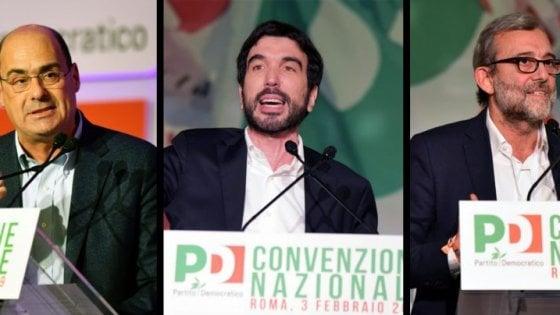 Primarie Pd, le polemiche e le sfide nelle liste per l'Assemblea nazionale