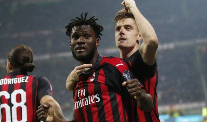 Il Milan si tiene il quarto posto:3-0 all'Empoli