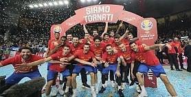 Italia riabbraccia il Mondiale Ungheria travolta 75-41