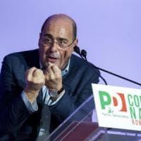 """Pd, Zingaretti: """"I genitori di Renzi vanno difesi da lapidazione mediatica"""""""