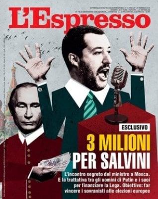 Marco Damilano presenta il nuovo Espresso video