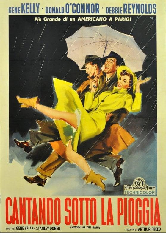 È morto Stanley Donen, 're dei musical hollywoodiani', premio Oscar alla carriera: suo 'Cantando sotto la pioggia'