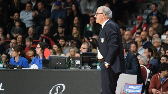 Basket, Nazionale; coach Sacchetti rinnova fino al 2021: ''Sono felice''