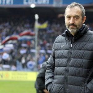 """Sampdoria, Giampaolo: """"Sono fiducioso, la squadra non vuole mollare"""""""