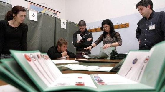Sardegna Al Voto Per Eleggere Il Presidente Della Regione Affluenza