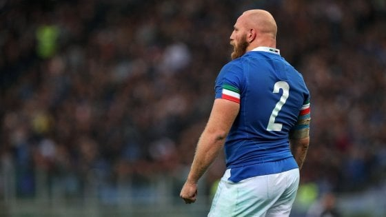 Rugby, Sei Nazioni: la grinta da capitano di Ghilraldini. Irlanda forte, ma crediamo in noi stessi