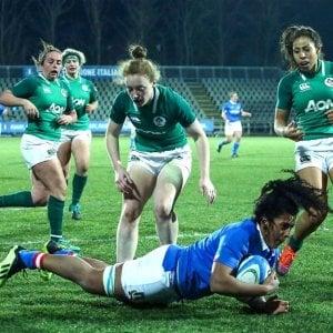 Rugby Sei Nazioni, lItalia delle donne continua a vincere. Irlanda battuta e primo posto