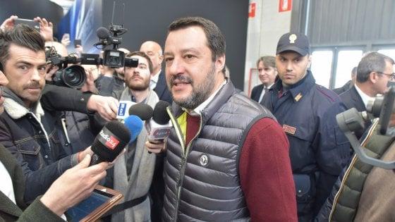 Elezioni Sardegna Salvini Rompe Ancora Una Volta Il Silenzio