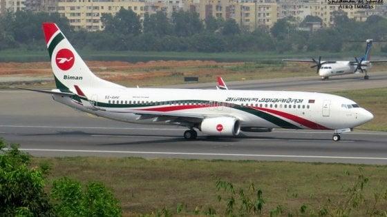 Bangladesh, il dirottatore dell'aereo diretto a Dubai è stato ucciso dalle forze speciali