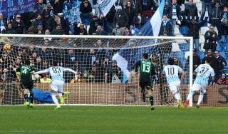 Sassuolo-Spal 1-1: Petagna risponde a Peluso