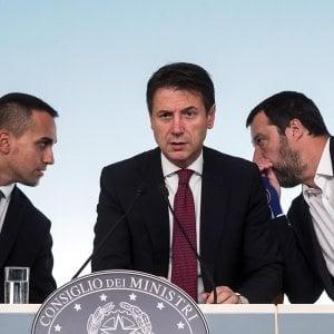 Il decretone arriva in aula. Francia-Italia: prove di dialogo a Bruxelles