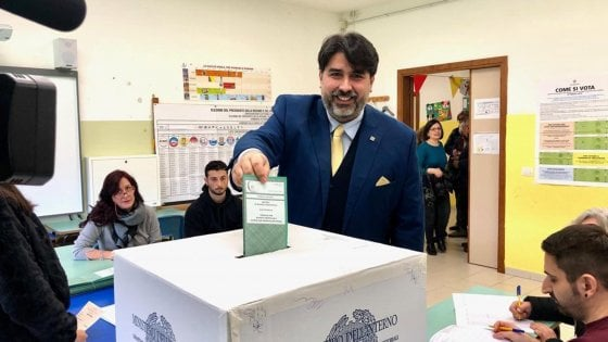 Regionali in Sardegna, Christian Solinas: dal Partito sardo d'Azione alla Lega