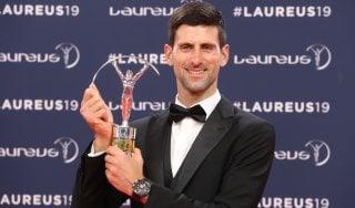 Tennis, classifiche: Djokovic saldo sul trono, Cecchinato nuovo n.1 d'Italia davanti a Fognini