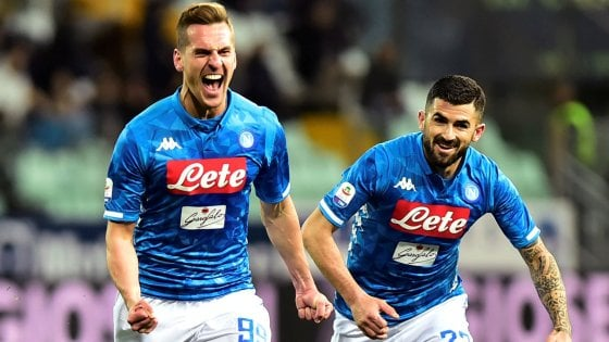 Napoli, il gol ritrovato e una difesa blindata. Ancelotti sorride e il San Paolo torna a riempirsi