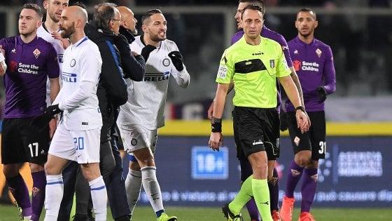 """Inter, Marotta: ''Deluso da uso Var, speriamo danno non sia irreparabile"""""""