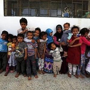 Yemen, circa 1,2 milioni di bambini continuano a vivere in zone di conflitto attivo