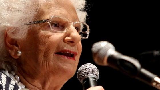 """Niente tema storico alla Maturità, Liliana Segre: """"Ministro, ci ripensi, non rubiamo il passato ai ragazzi"""""""