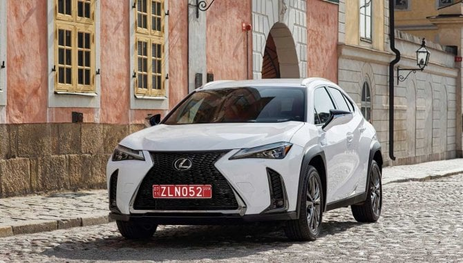 Lexus UX