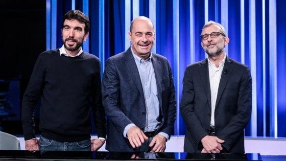 Primarie Pd, tra Zingaretti, Martina e Giachetti è anche battaglia a colpi di testimonial e padri nobili