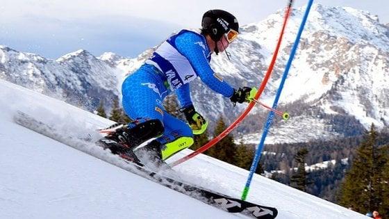 Sci, Mondiali jr: Vinatzer oro nello slalom 20 anni dopo Blardone