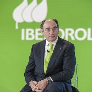 Ignacio Galan, amministratore delegato di Iberdrola