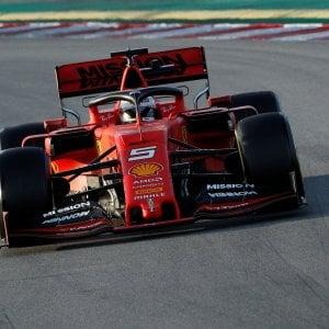 F1, test Barcellona: brilla Norris su McLaren, quarto tempo per Vettel