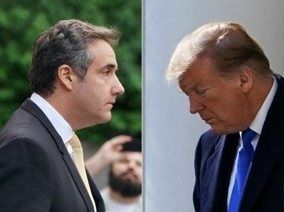 """Russiagate, Cohen: """"Trump ha mentito, gestiva affari a Mosca durante la campagna elettorale"""""""