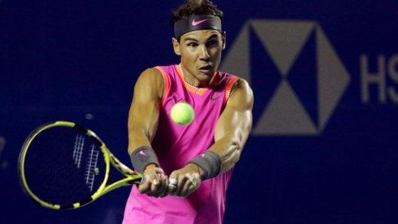 Tennis, Kyrgios come Mourinho: batte Nadal e provoca il pubblico