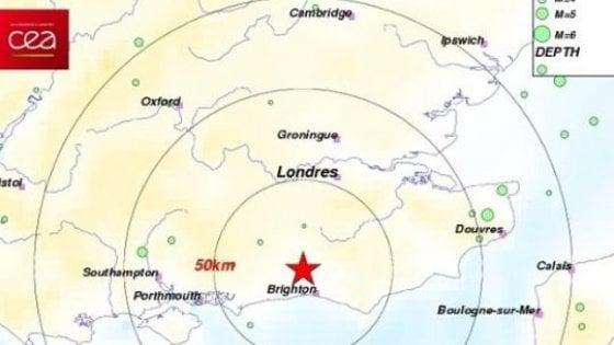 Terremoto a Londra, evento rarissimo: cosa sta succedendo