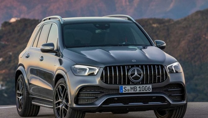 Mercedes GLE 53 AMG 4Matic