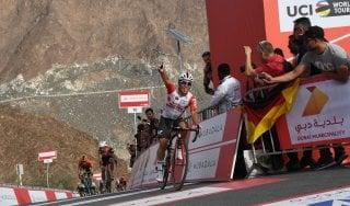 Ciclismo, UAE Tour: Ewan vince la quarta tappa. Moschetti secondo, Roglic sempre più leader