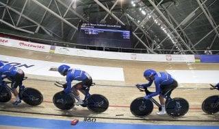 Ciclismo su pista, Mondiali; l'Italia delude nell'inseguimento: fuori nelle qualificazioni
