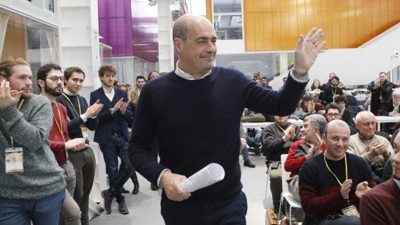 Primarie Pd, Nicola Zingaretti e quel cambio di passo tentato per conquistare il Pd