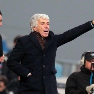 """Atalanta, Gasperini: """"Avrei firmato per il 3-3 ma abbiamo perso una chance"""""""