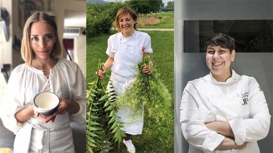 Tanti nomi ma una sola vincitrice: chi sarà la donna chef del 2019 secondo la Michelin?