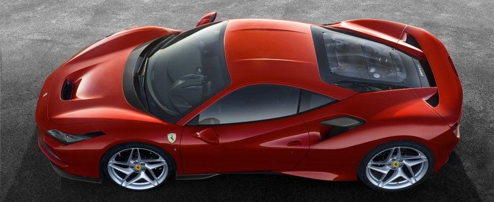 Salone di Ginevra, la Ferrari F8 Tributo subito regina